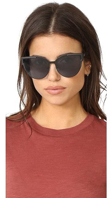 Quay Game On Sunglasses