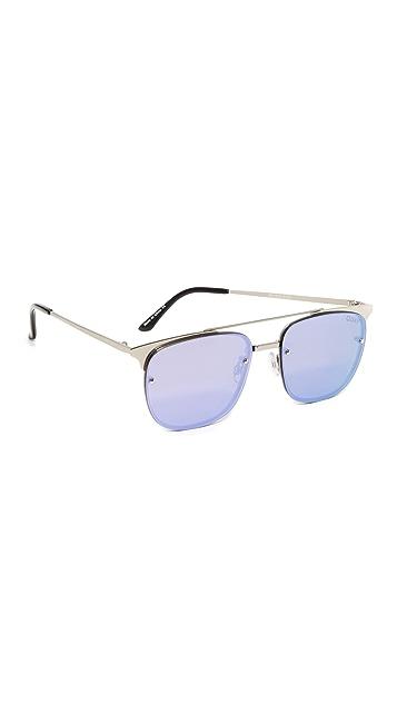 Quay Private Eyes Sunglasses