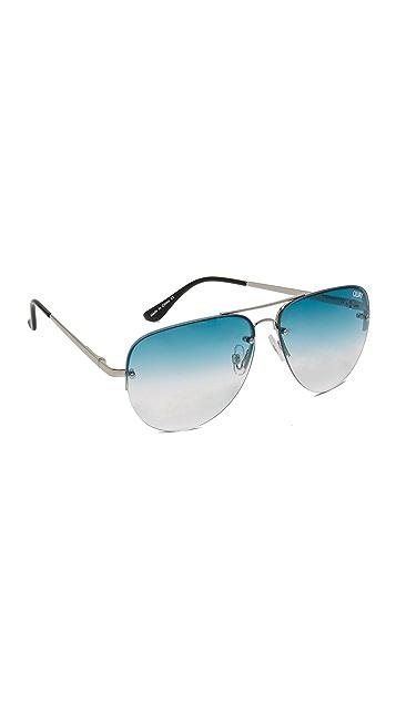 cf8cb4350ca91 Quay Muse Fade Sunglasses