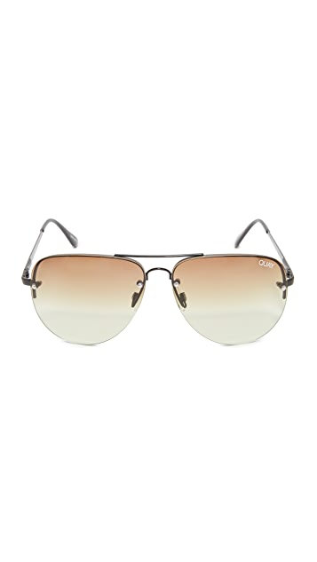 Quay Muse Fade Sunglasses