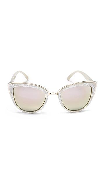 Quay Солнцезащитные очки My Girl