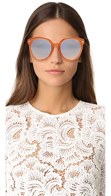 Quay High Tea Sunglasses