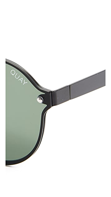Quay Camden Heights Sunglasses