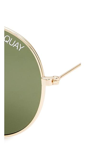 Quay Mod Star Sunglasses