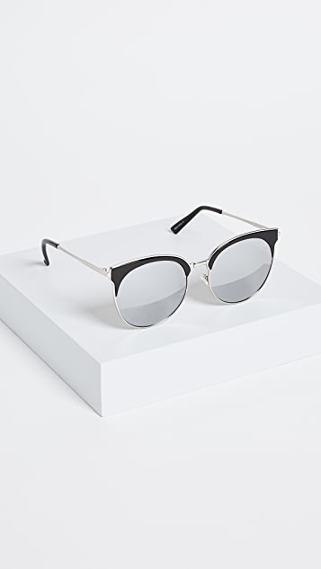 Quay Mia Bella Sunglasses