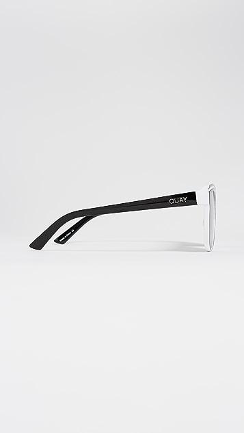 Quay Hollywood Nights Sunglasses