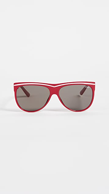 Quay Hollywood Nights Sunglasses