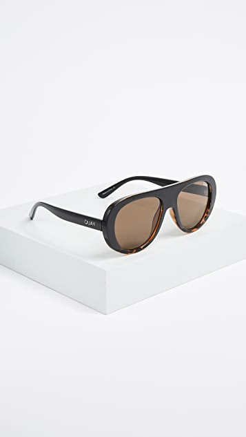 Quay Bold Move Sunglasses