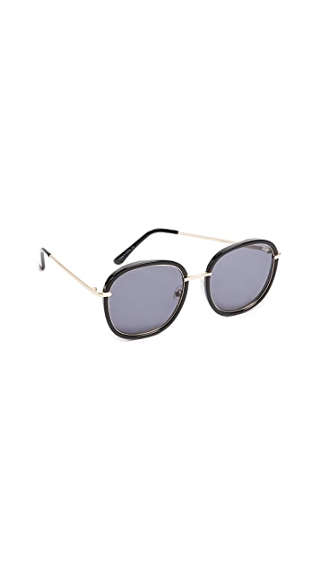Quay Dreamy Ways Sunglasses