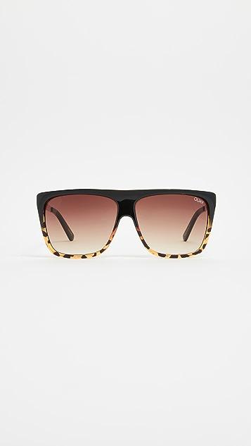 458b97f2156 Quay x Desi Perkins OTL II Sunglasses