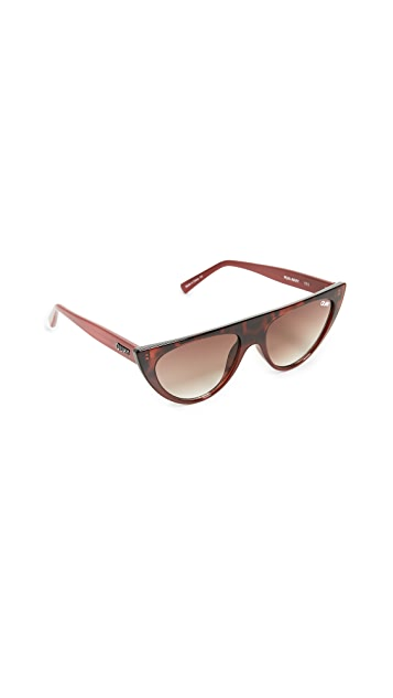 Quay Run Away Sunglasses