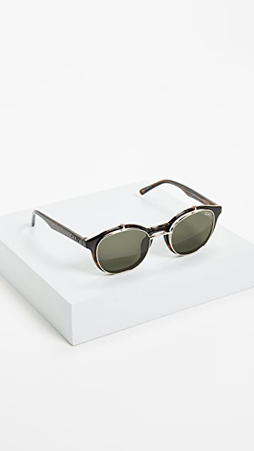 Quay Pennyroyal Sunglasses
