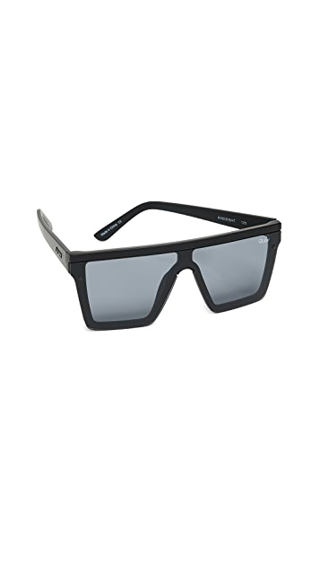 Quay Hindsight Sunglasses