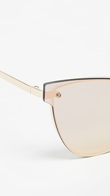 Quay Lady Luck Sunglasses