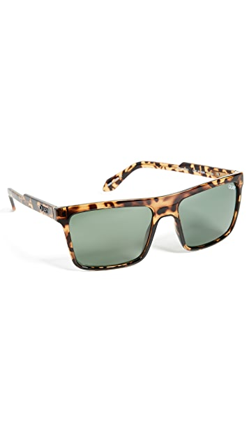 Quay Let It Run Sunglasses
