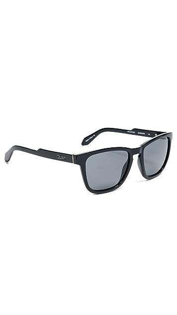 8208e61e480fa Quay Hardwire Sunglasses ...