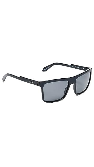 Quay Let It Run Sunglasses