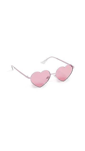 Quay Heartbreaker Sunglasses