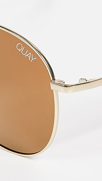 Quay Still Standing Sunglasses