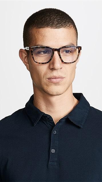 80b04984557 Quay Hardwire Blue Light Blocker Glasses
