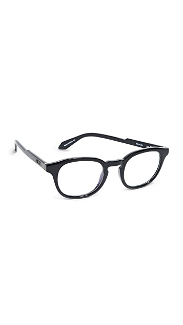 Quay Walk On Blue Light Blocker Glasses