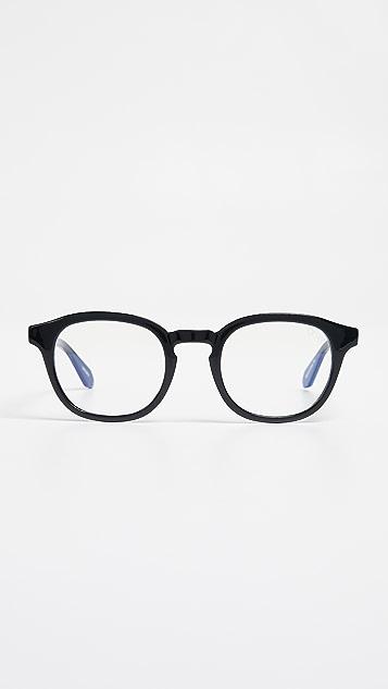 Quay Walk On Blue Light Blocker Glasses