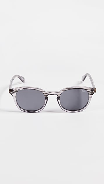 Quay x Barney Cools Walk On Sunglasses