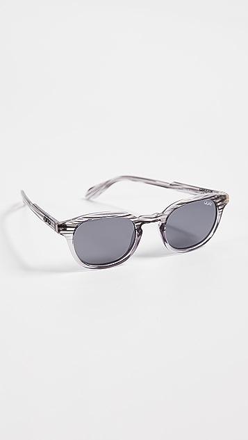 Quay x Barney Cools Walk On Sunglasses