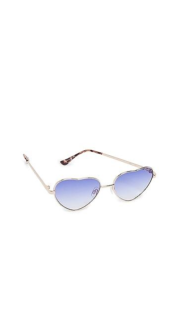 Quay Kim Sunglasses