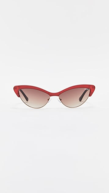 Quay All Night Sunglasses