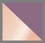 Rose Gold/Purple