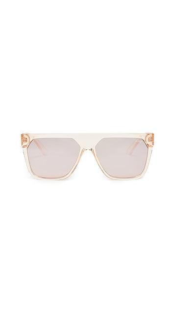 Quay Very Busy Sunglasses