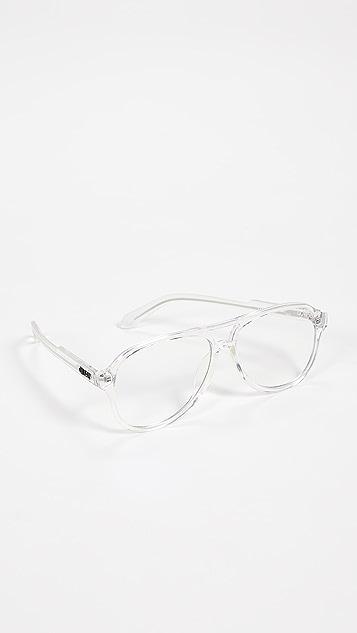 Quay Magnetic Blue Light Blocker Glasses