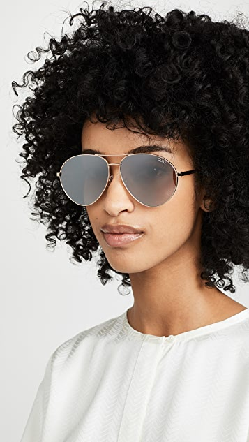 Quay Just Sayin Sunglasses