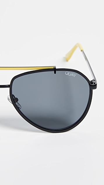 Quay Dirty Habit Sunglasses