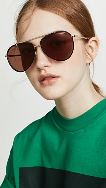 Quay Dirty Habit Sunglasses