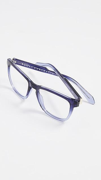 Quay Hardwire Glasses