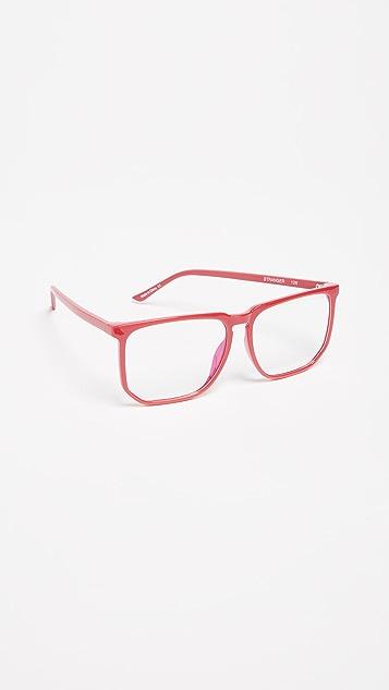 Quay Stranger Glasses