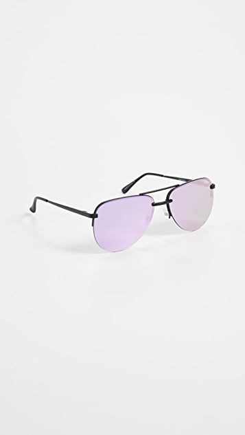 Quay The Playa Sunglasses