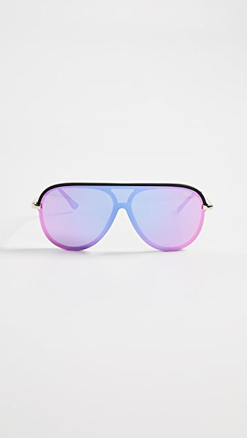 Quay Empire Sunglasses