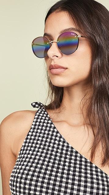 Quay Солнцезащитные очки Farrah
