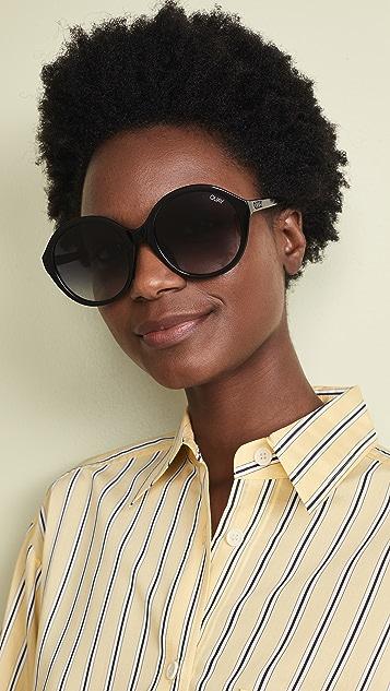 Quay Tinted Love Sunglasses