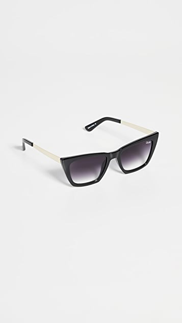 Quay Don't @ Me Sunglasses