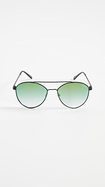 Quay Солнцезащитные очки Dragonfly