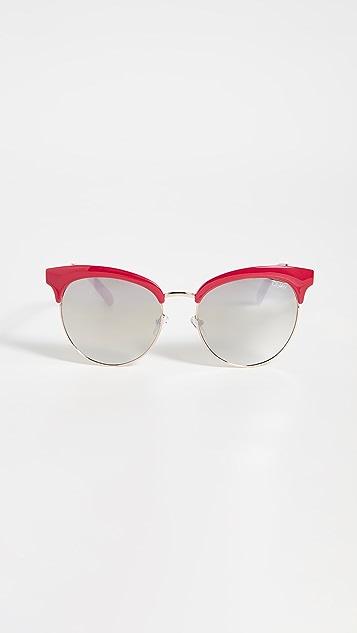 Quay Cherry Sunglasses