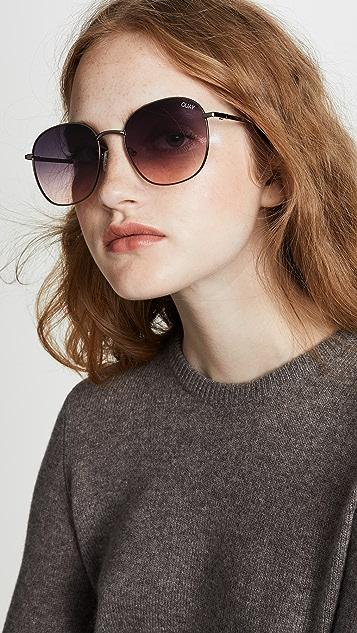 Quay Jezabell Sunglasses