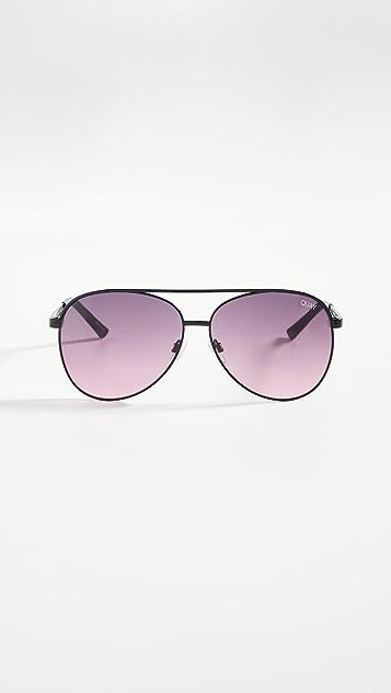 Quay Vivienne Sunglasses