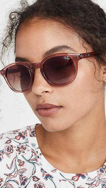 Quay Walk On Polarized Sunglasses