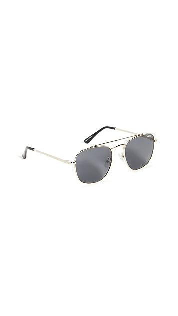 Quay Солнцезащитные очки Helios с поляризованными линзами