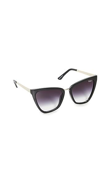Quay Солнцезащитные очки x JLO Reina